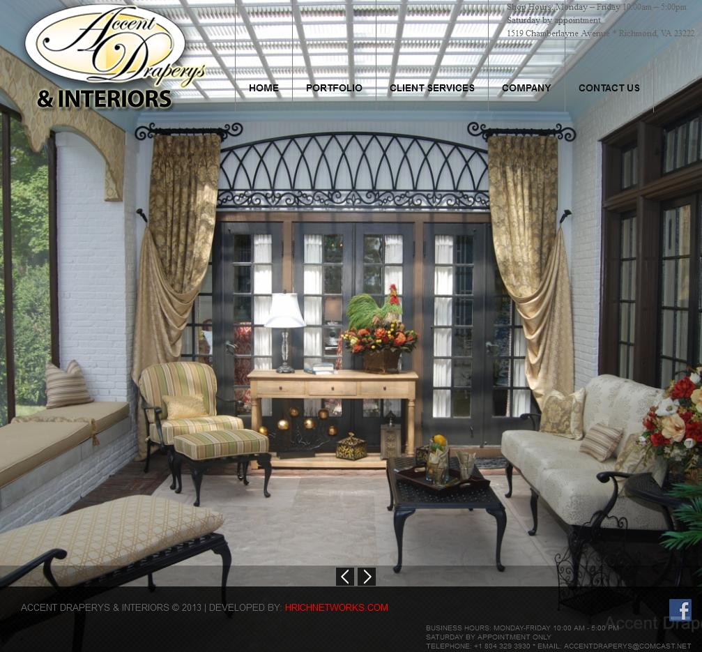 Accent Draperys & Fine Interiors