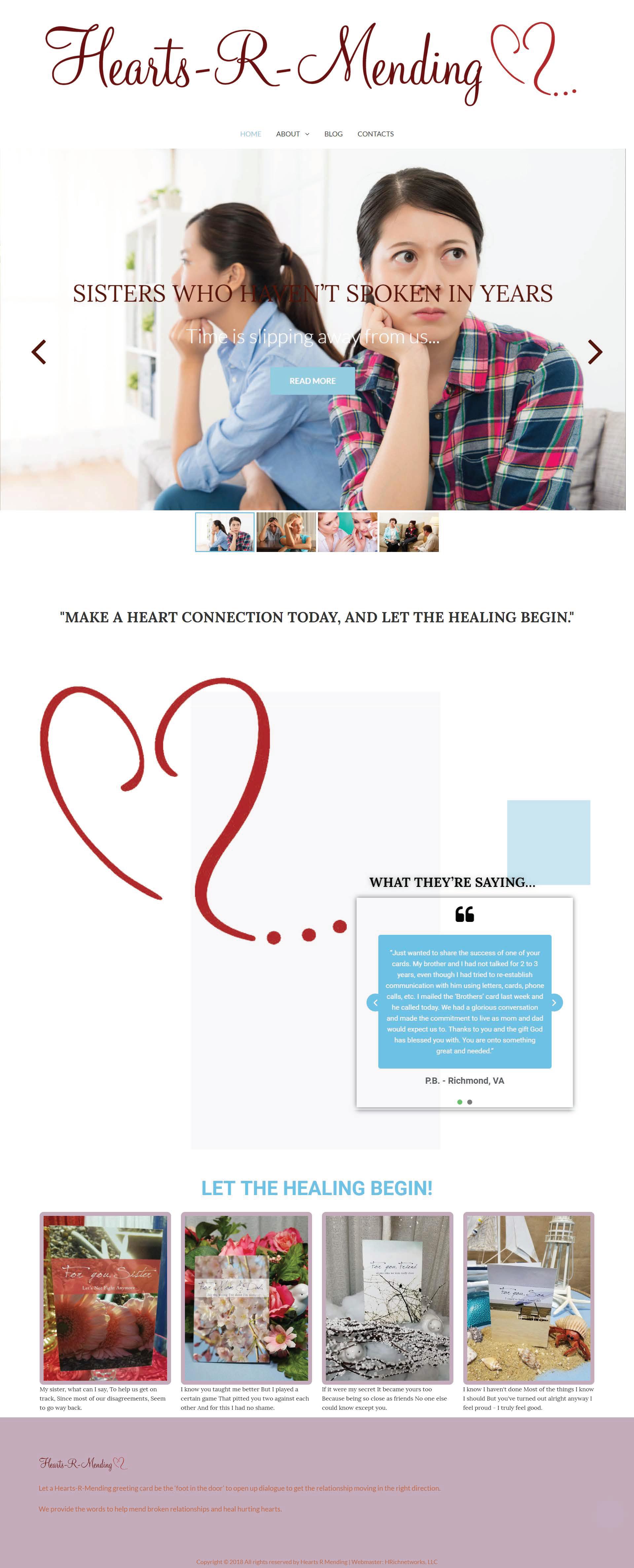 Hearts-R-Mending